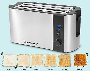 Elite Gourmet ToasterReview