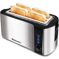 Elite Gourmet ToasterRundown