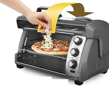 Hamilton Beach Auto Toaster Oven