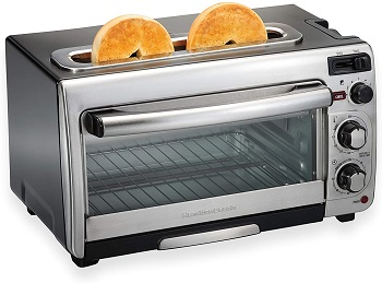 Hamilton Beach Oven Long Slot Toaster Review