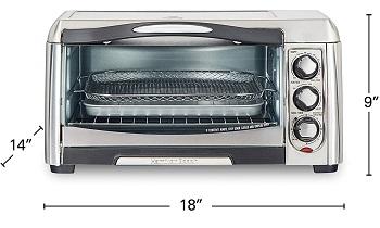 Hamilton Beach Toaster Oven, 31323 Review