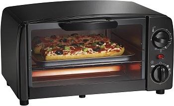 Hamilton Beach Toaster Oven Review
