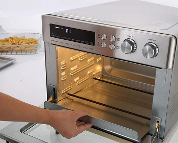 Hissun 10-In-1 Toaster Oven Review