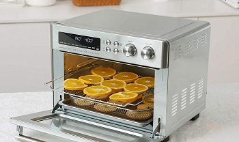 Hissun 10-In-1 Toaster Oven