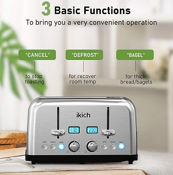 Ikich Toaster