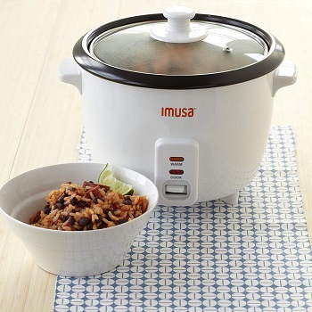 Imusa Rice Cooker White Review