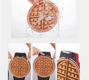 JSJYP Deep Waffle Maker Review