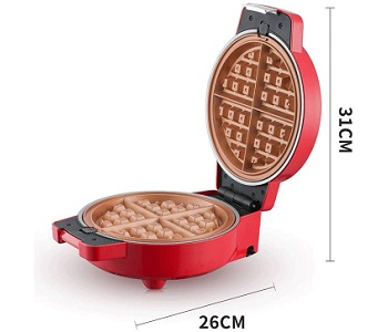 JSJYP Deep Waffle Maker
