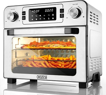 KBS Air Fryer Toaster Oven Review