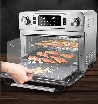 KBS Air Fryer Toaster Oven