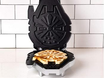 Millennium Falcon Waffle Maker Review