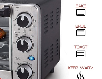 Mueller Austria Toaster Oven Review