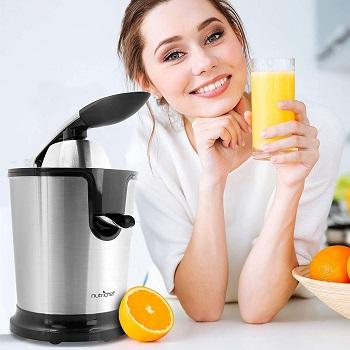 NutriChef Citrus Juicer Review