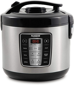 Nuwave Olio Rice Cooker Review