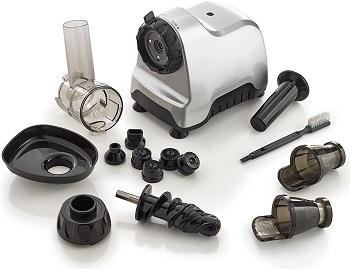 Omega CNC80S Juicer Review