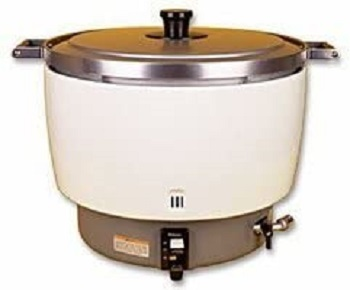 Paloma Gas Rice Cooker Review