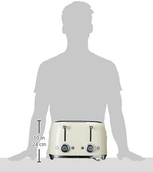 Smeg 4-Slot ToasterReview