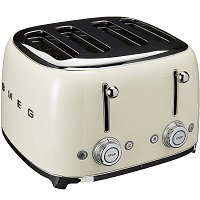 Smeg 4-Slot ToasterRundown