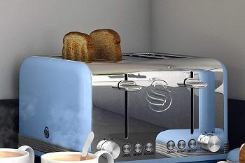 Swan Retro 4-Slice ToasterReview