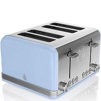 Swan Retro 4-Slice ToasterRundown
