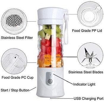 Sweet Decoration Juicer Blender