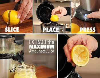 Vinci Electric Citrus Juicer Review