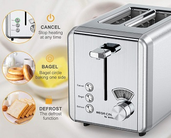 Whall Toaster