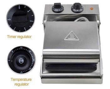 YOOYIST Square Waffle Machine Review
