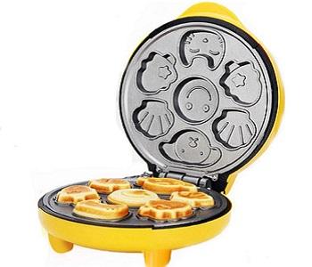 Yzbtj Cartoon Waffle Maker
