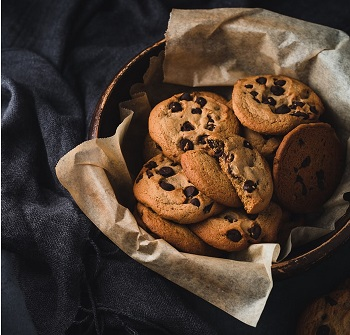 heat sealed cookies