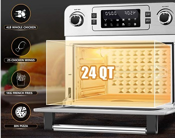 Aobosi 10-In-1 Toaster Oven Review