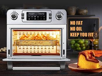 Aobosi 10-In-1 Toaster Oven