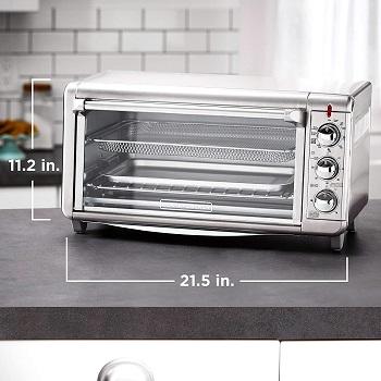 Black & Decker Air Frying Oven