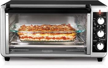 Black & Decker 8-Slice Toaster Oven