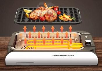CalmDo Electric Grill