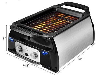 ChefWave 5In1 BBQ Grill Review