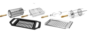 ChefWave 5In1 BBQ Grill