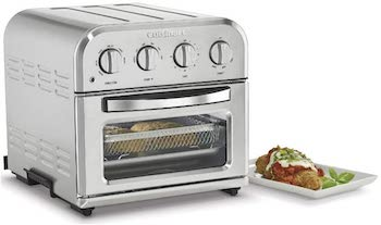 Cuisinart Air Fryer Toaster Oven Compact Review