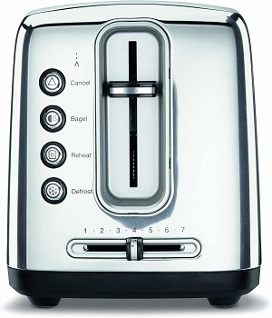 Cuisinart CPT-2400P1 Toaster Slim Review