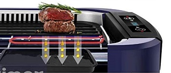 Cusimax Electric Grill Griddle