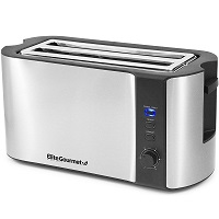 Elite Gourmet ECT-3100 Slim Toaster Rundown