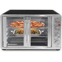 Elite Gourmet Toaster Oven, 45L Rundown