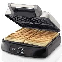 Farberware 4-Slice Waffle Maker Rundown
