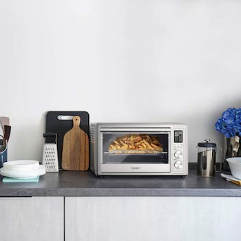 Galanz Digital Toaster Oven With Air Fry