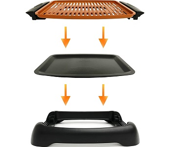 Gotham Steel 1965 Grill Griddle Review