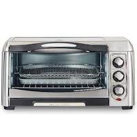 Hamilton Beach Air Fryer Toaster Oven Compact Rundown