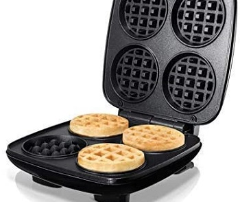 Homeart Burgess Brothers Waffle Maker Review