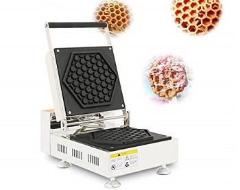 Intbuying Honeycomb Waffle Maker Review