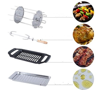 K.A.B.L.T.C.P Electric Grill Review