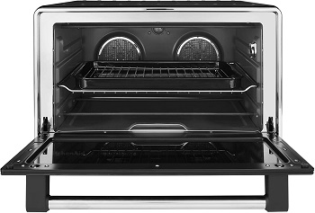 KitchenAid Non-Stick Toaster Oven Review